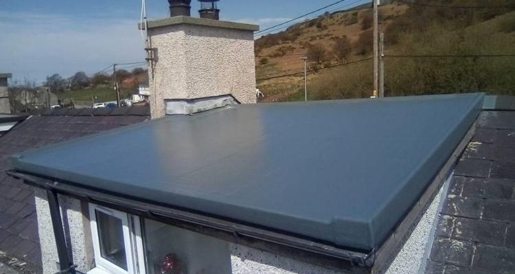 Flat Roof Anglesey
